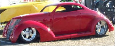 '37 Ford Coupe accessories
